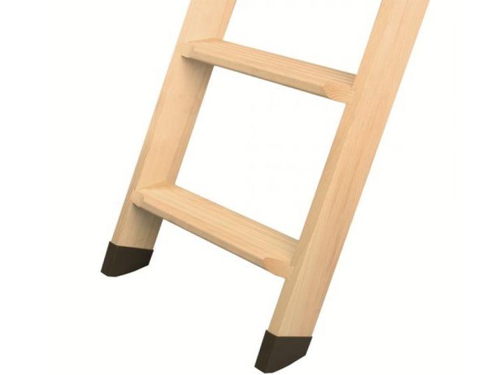Размеры ступеней раскладной лестницы