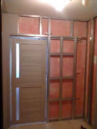 Из чего сделать раздвижные двери своими руками