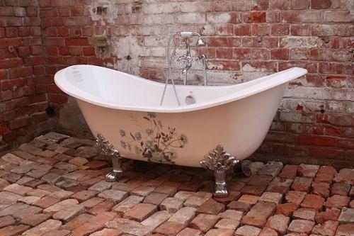 О чугуне в ванной комнате
