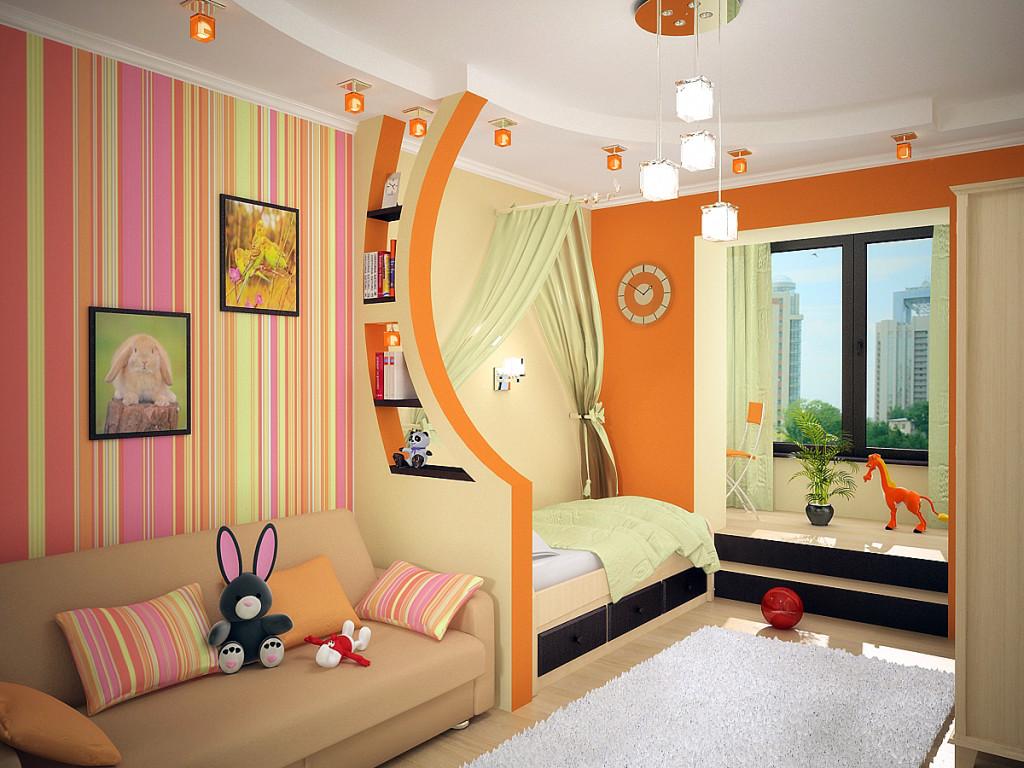 Комната на два ребенка
