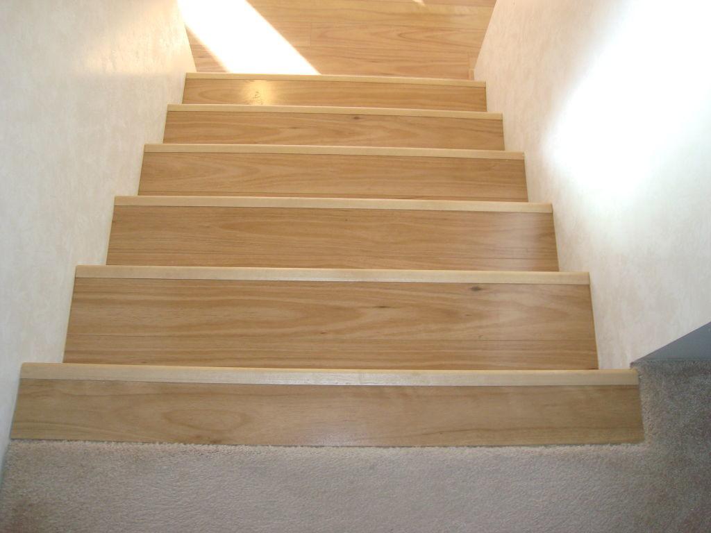 Лестницы ламинатом дизайна