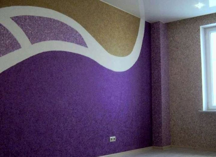 Бесшовное и привлекательное покрытие для стен