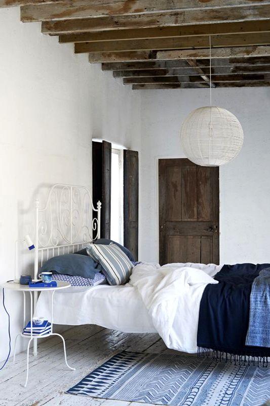 Интерьеры Икеа для спальни