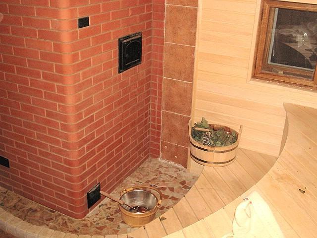 Готовая каркасная баня