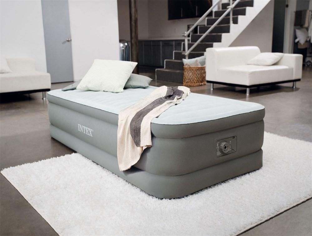 Матрас-кровать intex