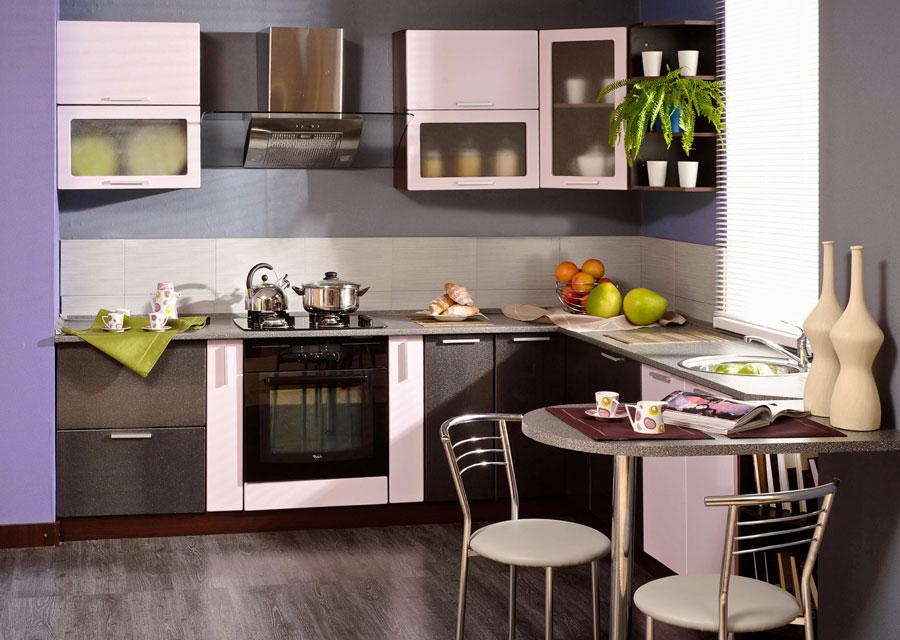 Изысканный кухонный гарнитур