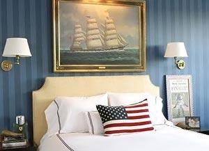 американский флаг 16
