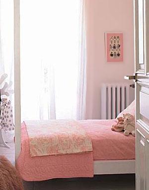бело-розовый интерьер 25