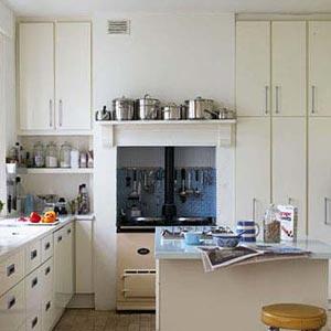 дизайн интерьер маленькой кухни 05