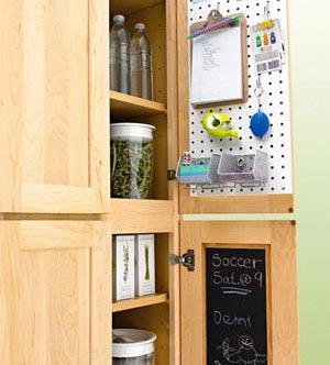 дизайн интерьер маленькой кухни 18