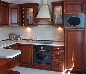 дизайн интерьер маленькой кухни 21