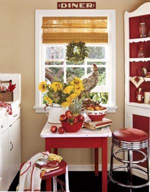 дизайн интерьер маленькой кухни 30