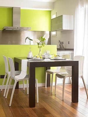дизайн интерьер маленькой кухни 34