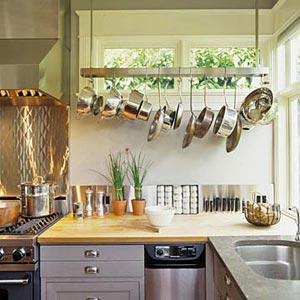 дизайн интерьер маленькой кухни 63
