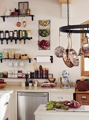 дизайн интерьер маленькой кухни 66