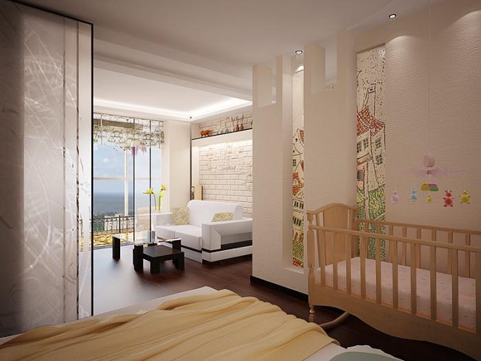 Как благоустроить квартиру для семьи с ребенком 2