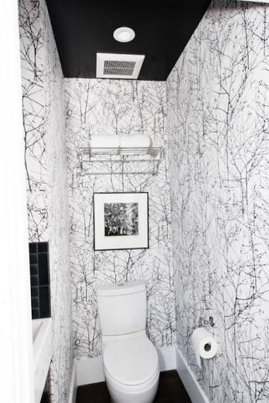 Цветовое решение для дизайна туалета 12