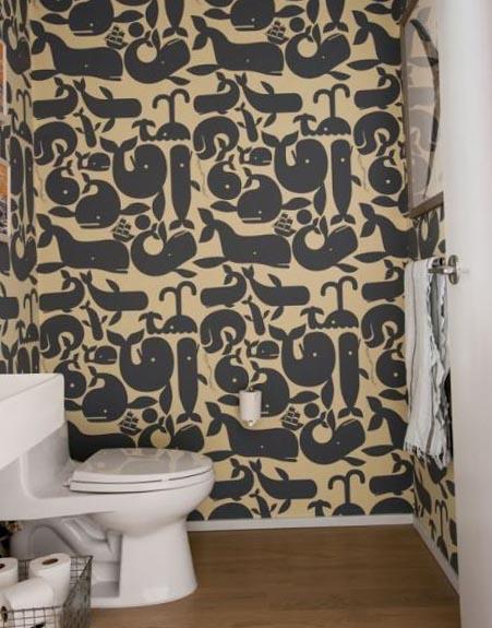 Цветовое решение для дизайна туалета 13