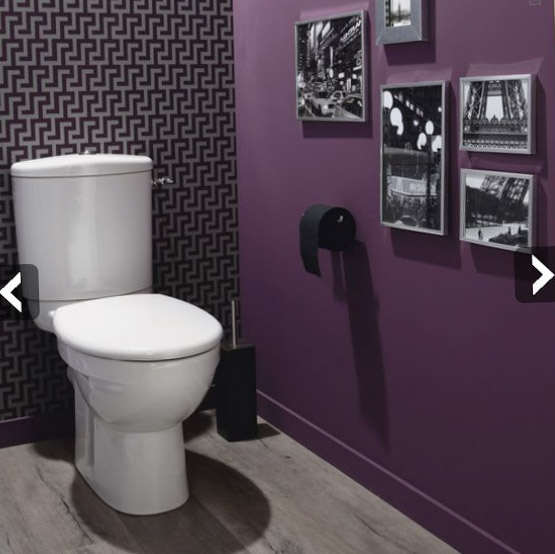 Цветовое решение для дизайна туалета 4