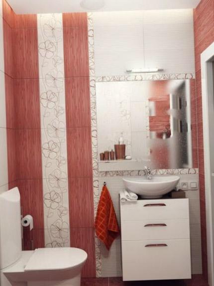 Цветовое решение для дизайна туалета 18