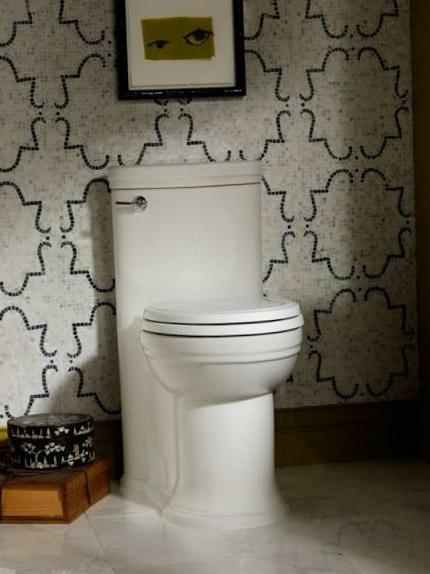 Цветовое решение для дизайна туалета 17