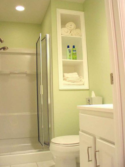Дизайн ванной комнаты - как выбрать плитку