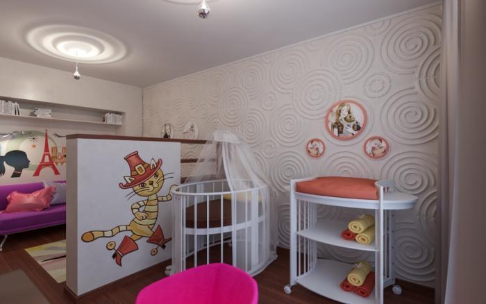 Как благоустроить квартиру для семьи с ребенком 3