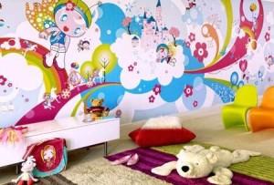 фотообои в детской комнате 1
