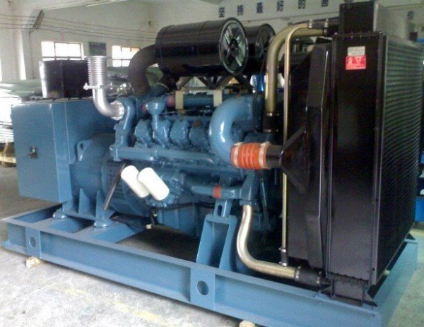 Подключение дизельного генератора
