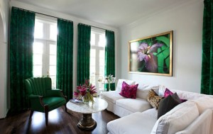 good-picture-wheat-interiors-green-curtain-white-color-picture-frame-white-sofa-circle-table-flower-chair-green-color-window-good