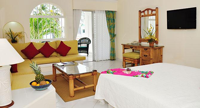 гостиная и спальня в одной комнате 32