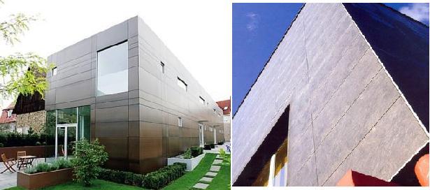 Вентилируемые фасады - преимущества: