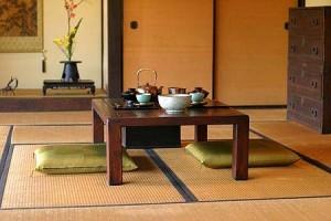 интерьер в японском стиле 1