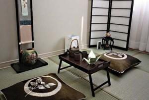 интерьер в японском стиле 22