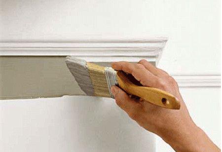 как красить стены фото 3