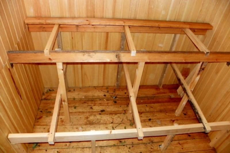 Как построить правильно баню своими руками из бруса 150х150