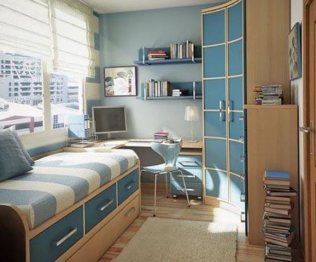 маленькая детская комната фото 10