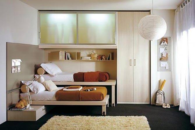 маленькая детская комната фото 17