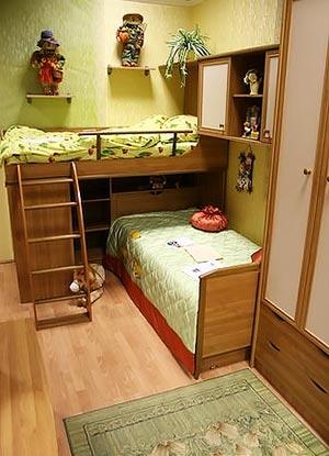 маленькая детская комната фото 20