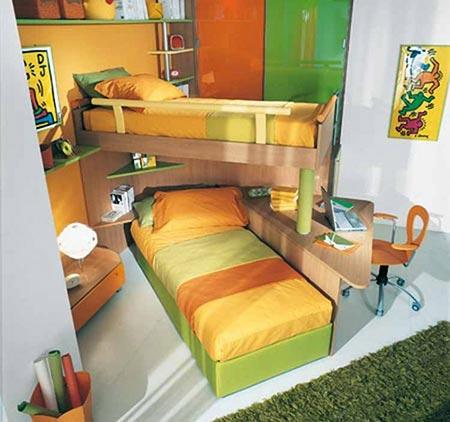 маленькая детская комната фото 28