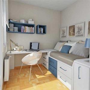маленькая детская комната фото 6