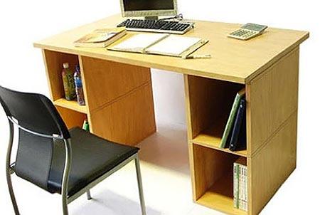 мебель из картона 05