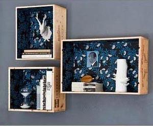мебель из картона 32