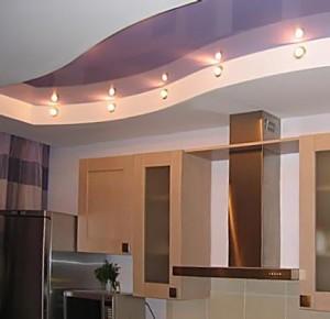 многоуровневые потолки фото 2