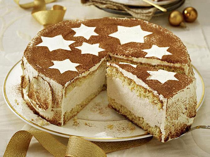 новогодние торты 23