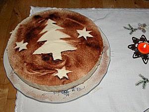 новогодние торты 24
