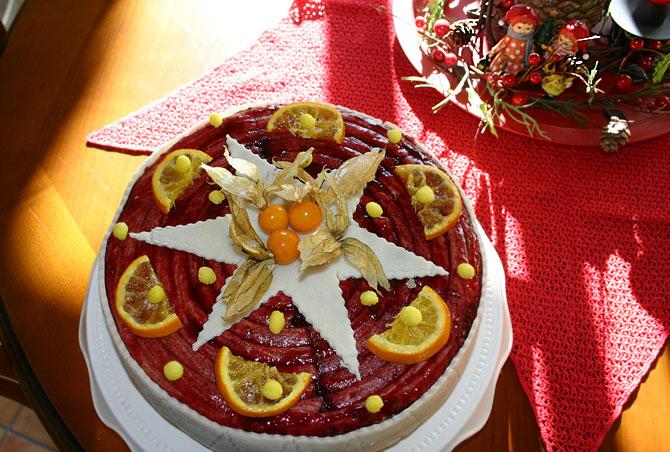 новогодние торты 27
