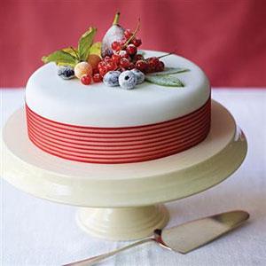 новогодние торты 30
