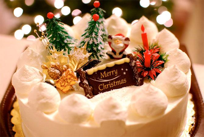 новогодние торты 31