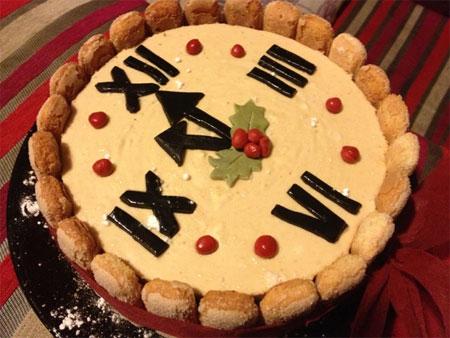 новогодние торты 33